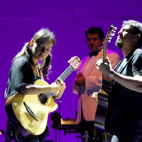 Rodrigo y Gabriela (et al) at the Hollywood Bowl
