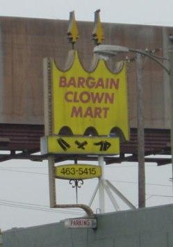 bargainclownmart
