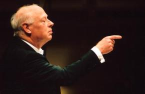 Thoughts on Haitink, the New York Philharmonic, and Avery Fisher Hall