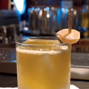 Visiting the speakeasies of New York:  Milk & Honey