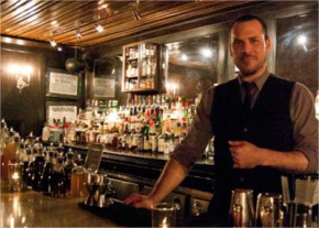 Visiting the speakeasies of New York:  Death and Company