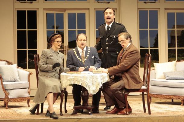 Miss Wordsworth (Stacey Tappan); Mr. Upfold, the Mayor (Robert McPherson); Superintendent Budd (Richard Bernstein); Mr. Gedge, the Vicar (Jonathan Michie)