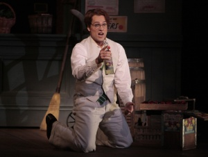 Lemonade, that cool refreshing drink (especially when spiked with rum) -- Alek Shrader as Albert Herring