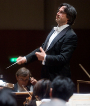 Chicago Symphony barrels its way through Orange County