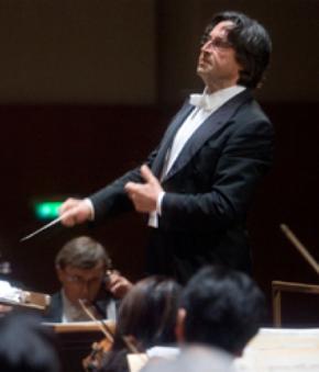 Chicago Symphony barrels its way through OrangeCounty