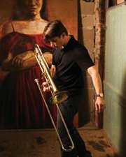 It's official:  Nitzan Haroz will be the new Principal Trombone of the LA Phil