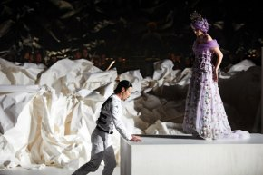 Go big or go home:  an ambitious Don Giovanni staged by the Los AngelesPhilharmonic