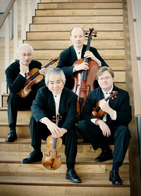 Going out with style:  Tokyo String Quartet bids a fond farewell toChicago