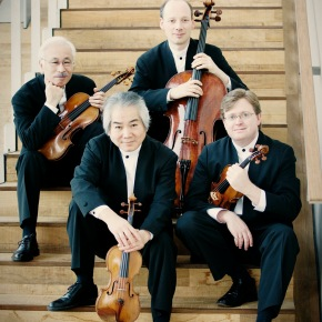 Going out with style:  Tokyo String Quartet bids a fond farewell to Chicago