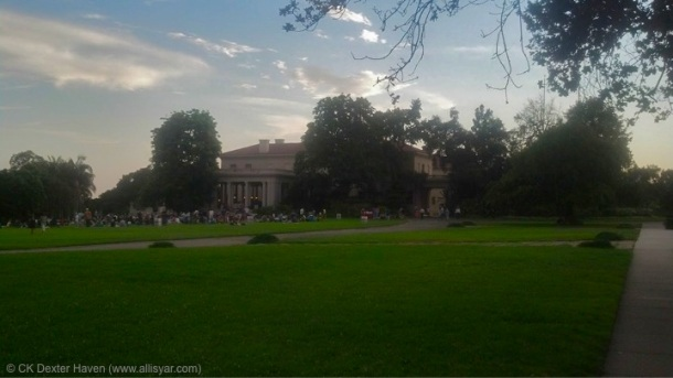 Southwest Chamber Music Summer Festival 2012 at The Huntington