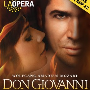 Back so soon?  Live tweeting Don Giovanni at LA Opera tonight