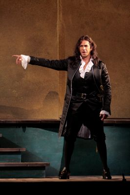 An old-school Don Giovanni:  Ildebrando D'Arcangelo stars in LA Opera's latest production