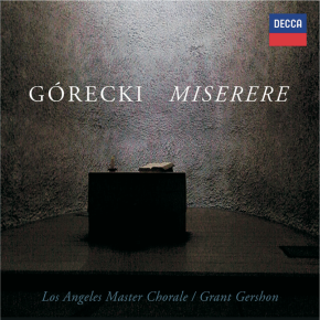 CD review:  LA Master Chorale's new Górecki recording is stunning