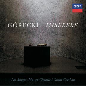 CD review:  LA Master Chorale's new Górecki recording isstunning