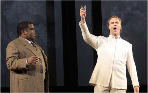 """The latest from LA Opera:  an enjoyable """"Madame Butterfly,"""" a spectacularPinkerton"""