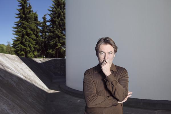 Esa-Pekka Salonen by SONJA WERNER