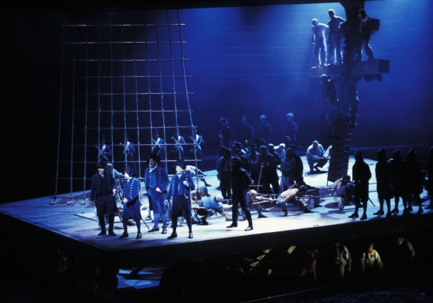 Billy Budd at LA Opera (2000 production)