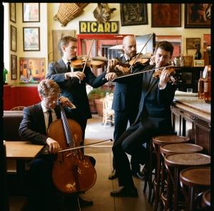 Calder Quartet (photo:  Autumn de Wilde)