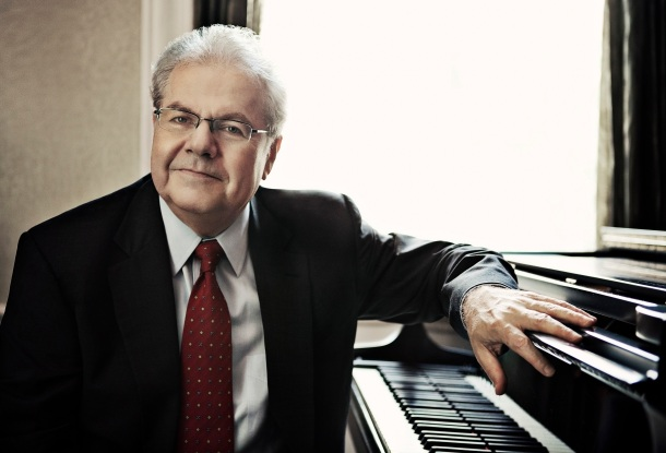 Emanuel Ax (photo by Lisa Marie Mazzucco)