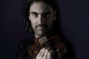 Leonidas Kavakos (credit Decca-Daniel Regan) 2012