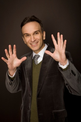 Gil Shaham (photo by Luke Ratray)
