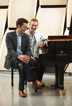 """Jacaranda's latest concert highlighted by 4handLA's piano rendition of """"The Rite ofSpring"""""""