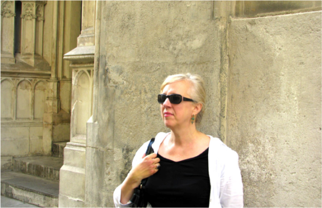 Anne LeBaron in Vienna (2008)