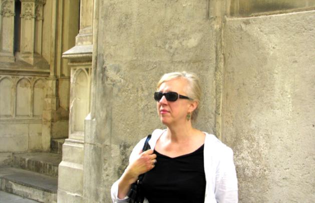 Anne LeBaron in Vienna (2008)