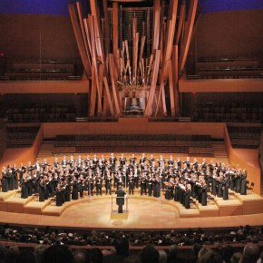 The LA Master Chorale to celebrate its 50th Anniversary with impressive 2013/2014 season
