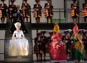"A delicious romp:  there is everything to like about LA Opera's ""Cinderella"""