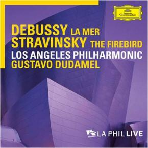 """Dudamel & LA Phil strike while the iron is hot, release """"La mer"""" and """"Firebird"""" oniTunes"""