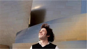 "LA Phil tuning up the programs they are taking on tour (part 2 of 3):  Dudamel swings for the fences with ""La mer"" & ""Firebird"""