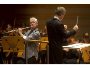 Like a boss:  David Robertson and SLSO at Segerstrom Concert Hall show how it's supposed to bedone