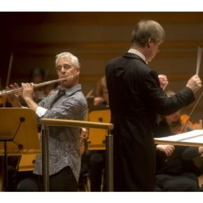 Like a boss:  David Robertson and SLSO at Segerstrom Concert Hall show how it's supposed to be done