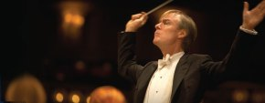 And here's to you, Mr. Robertson:  SoCal native returns to conduct the LA Phil