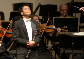 Burt Hara wins LA Phil Associate Principal Clarinet chair