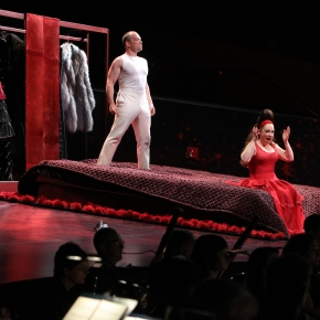 "A magnificent ""Marriage of Figaro:""  LA Phil's modern staging of Mozart classic is a huge success on all fronts"