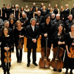 Boston's Handel and Haydn Society brings one of their namesake's oratorios out of obscurity