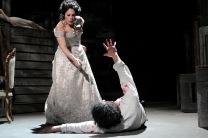 'Tosca' Piano Dress - may 12, 2013 -