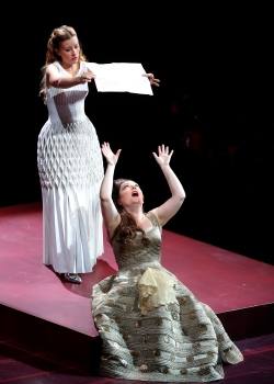 Susanna and Countess (Act 3)