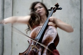 Season enders (part 1 of 2):  Alisa Weilerstein closes LACO's final 2012/13 concert with a flourish