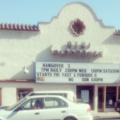 The Ojai Playhouse, Ojai, CA (photo: CK Dexter Haven)