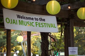 Photos from the 2013 Ojai Music Festival