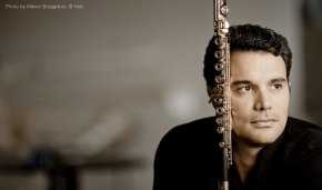 Julien Beaudiment offered LA Phil's Principal Flute chair