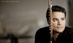 Julien Beaudiment offered LA Phil's Principal Flutechair