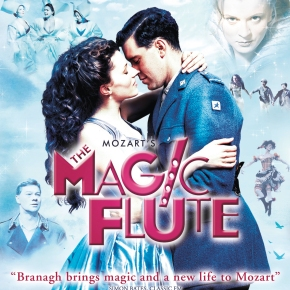 "For your consideration:  Kenneth Branagh's version of ""The Magic Flute"" finally available on DVD in the US"