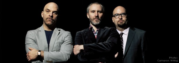 The Bad Plus (photo by Cameron Wittig)