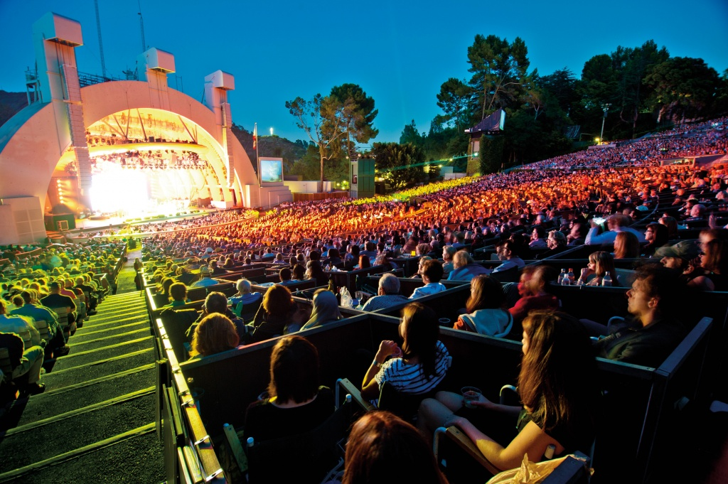 La Phil Offering Some Seats To Hollywood Bowl Classical