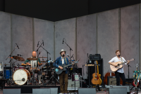 Lord Huron at the Hollywood Bowl - 14 July 2013 (photo by Tim Strempfer) 01