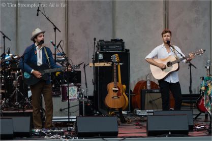 Lord Huron at the Hollywood Bowl - 14 July 2013 (photo by Tim Strempfer) 04